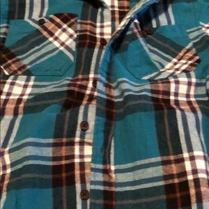 urban pipeline Shirts & Tops - Youth boys flannel
